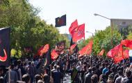 گزارش ویدئویی قافله بزرگ سوگواران حسینی دانشگاه صنعتی اصفهان