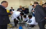 کلیپ برگزاری مسابقات ملی بتن در دانشگاه