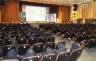جشن استقبال از دانشجویان جدیدالورود دانشگاه صنعتی اصفهان برگزارشد