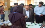 برگزاری نمایشگاه محیط زیست در دانشگاه صنعتی اصفهان