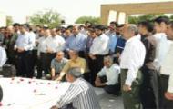 دانشگاهیان دانشگاه صنعتی اصفهان یاد و خاطره شهدای دفاع مقدس را گرامی داشتند